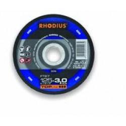 ΤΡΟΧΟΣ ΚΟΠΗΣ ΣΙΔΗΡΟΥ RHODIUS 230