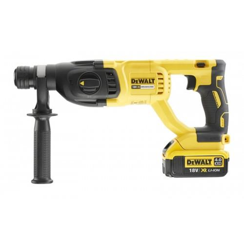 ΠΙΣΤΟΛΕΤΟ DEWALT DCH133M1 18V Li-Ion SDS-PLUS 2.6J Brushless (1x4.0Ah)