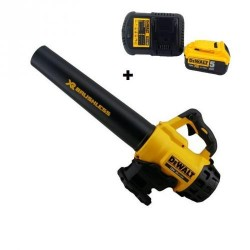 Φυσητήρας Dewalt 18V 5Ah Li-on XR DCM562P1