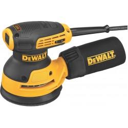 Έκκεντρο τριβείο Dewalt 125mm 280W DWE6423