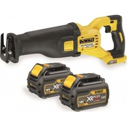 ΣΕΓΑΤΣΑ 54V 6.0AH XR BRUSHLESS FLEXVOLT DEWALT DCS388T2