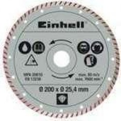 ΔΙΑΜΑΝΤΟΔΙΣΚΟΣ ΓΙΑ BΤ-TC900S EINHELL 200ΜΜ 4301175