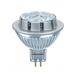 LED ΣΠΟΤ ΓΥΑΛΙΝΟ MR 16/50 7.2W GU5.3-840 PARATHOM OSRAM 39878