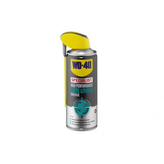ΣΠΡΕΙ ΛΙΠΑΝΤΙΚΟ-ΓΡΑΣΟΥ WD-40 - Specialist High Performance White Lithium Grease 400ml