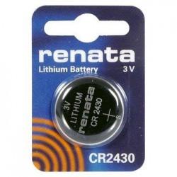 ΜΠΑΤΑΡΙΑ CR2430 RENATA 3V 1222