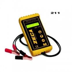 Ηλεκτρον.ελεγκτής μπαταρ. ZECA 211