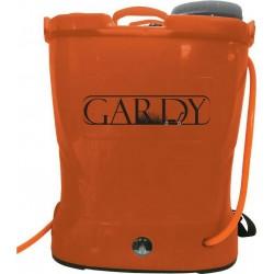Ψεκαστήρας μπαταρίας πλάτης 16 λίτρων GARDY GBNS-16