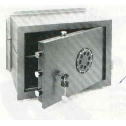ΧΡΗΜΑΤΟΚΙΒΩΤΙΟ ΧΩΝΕΥΤΟ CISA 82310-41 (42x30x25) ΚΛΕΙΔΙ/ΣΥΝΔ.