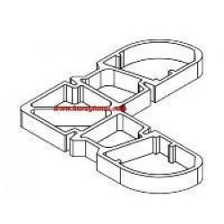 ΓΩΝΙΑ ETEM ΑΛΟΥΜ.25,8mm Ε40-40953 ΕΤ054501.00