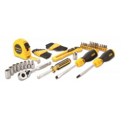 51PC MIXED TOOL SET BLOWMOLD STANLEY STMT0-74864