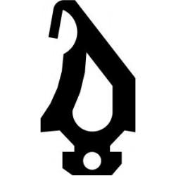 ΛΑΣΤΙΧΟ ALUMINCO ΕΑ410-414Α ΚΕΝΤΡΙΚΟ AL420