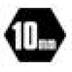ΜΥΤΕΣ TORX 10 - Τ20 ΒΕΤΑ 867RTX/L Tamper Resistant Torx 008670550