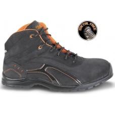 Παπούτσι Ασφαλείας Μποτάκι από Δέρμα Beta Nubuck, 7350RP 073500100