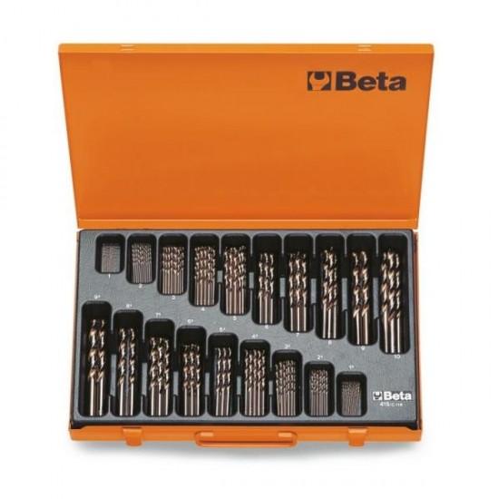 Σετ 116 τρυπάνια 415 BETA (Β004150450)