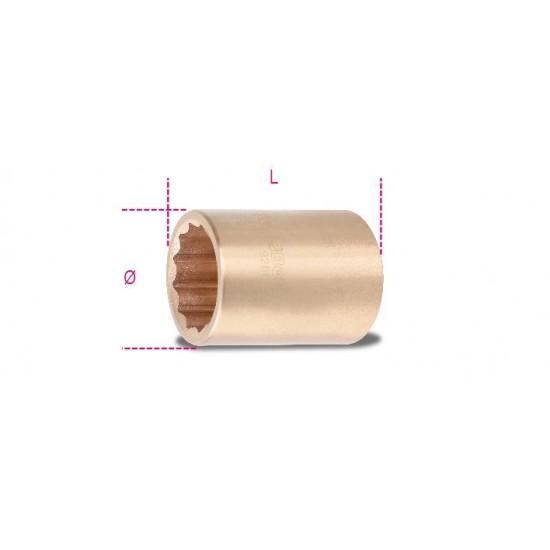 Kαρυδάκια χειρός πολύγωνα αντισπινθηρικά 34mm Beta 009260834