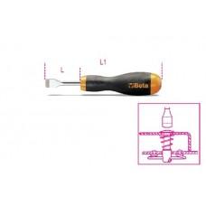 Κατσαβ.κοντό ίσιο 0,8Χ4Χ30 blister BETA (Β012019103)
