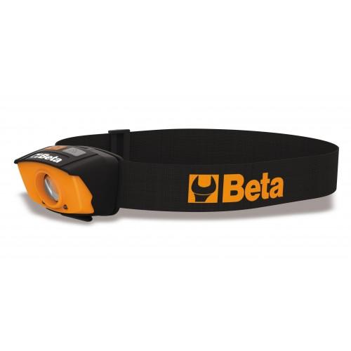 Λάμπα κεφαλής LED, διπλής φωτεινότητας, αισθητήριο ON/OFF χωρίς επαφή BETA 018360050