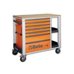 Τρόλεϊ C24SL πορτοκαλί BETA (Β024002101)