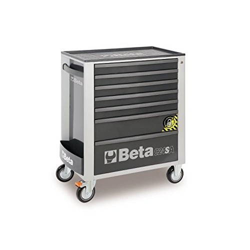Τρόλεϊ C24SA7/G + 132 εργαλεία για επισκευή οχημάτων BETA (Β024002738)