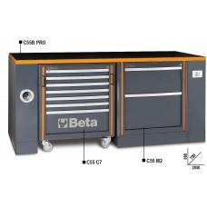 Πάγκος εργασίας, για σύνθετα συνεργείου C55B-PRO/3 BETA 055000073