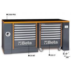 Πάγκος εργασίας, για σύνθετα συνεργείου C55B-PRO/5 BETA 055000075