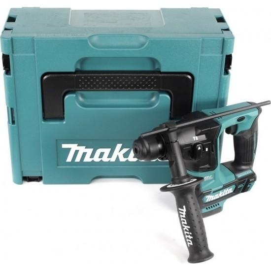 MAKITA - HR166DZJ Πνευματικό Περιστροφικό Πιστολέτο SDS-Plus 2 Λειτουργιών Μπαταρίας 10.8V BL Motor σε Makpac (Solo) (#HR166DZJ)