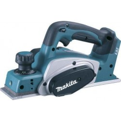 Makita - DKP180ZJ Πλάνη 82mm 18V Li-ion (Solo) (#DKP180ZJ)