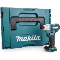 MAKITA - TD111DZJ Παλμικό Κατσαβίδι 1/4  10.8V BL Motor σε Makpac (Solo) (#TD111DZJ)