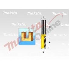 ΚΟΠΤΙΚΟ ΞΥΛΟΥ ΙΣΙΟ ΜΟΝΗ ΑΥΛΑΚΩΣΗΣ MAKITA D-10017 4mm