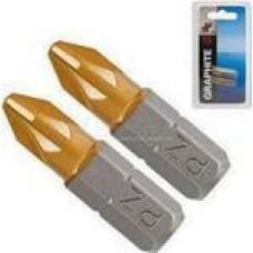 ΜΥΤΗ POZIDRIV PZ3, 1/4 25mm GRAPHITE 2TEM 57H965 579652