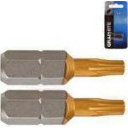 ΜΥΤΗ TORX TX30, 1/4 25mm GRAPHITE 2TEM 57H976 579768