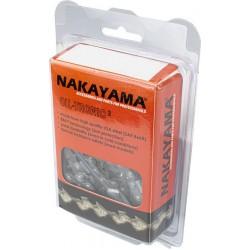ΑΛΥΣΙΔΑ Nakayama BG13-S-045 με Βήμα 3/8 LP, Πάχος Οδηγών .050 -1.3mm  KAI  Αριθμό Οδηγών 45Ε