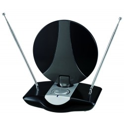 Power Plus Εσωτερική κεραία PS-100 δωματίου με ενισχυτή 42dB και με ενσωματωμένο φίλτρο 4G LTE