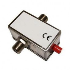 Ρυθμιζόμενος Μειωτήρας 0-20dB TV/SAT F θηλ. σε F θηλ.