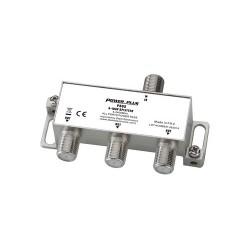Power Plus PS03 Splitter 3 Εξόδων 5-2400MHz Με διέλευση τάσης