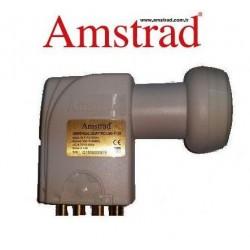 Amstrad Quattro LNB F-30 0.1dB
