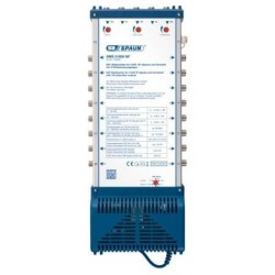 816003 SPAUN SMS51606NF Πολυδιακόπτης 1 Δορυφόρο + Επίγειο για 16 εξόδους