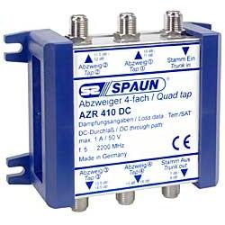 841111 SPAUN AZR410DC με 4 εξόδους