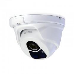 Kάμερα Dome AVTECH AVT1104XTP 1080P, Φακός 3.6mm με Alarm In