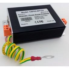 Network RJ45  KAI  12V προστασία υπέρτασης για NVR  KAI  IP κάμερες CSP02-EP12V