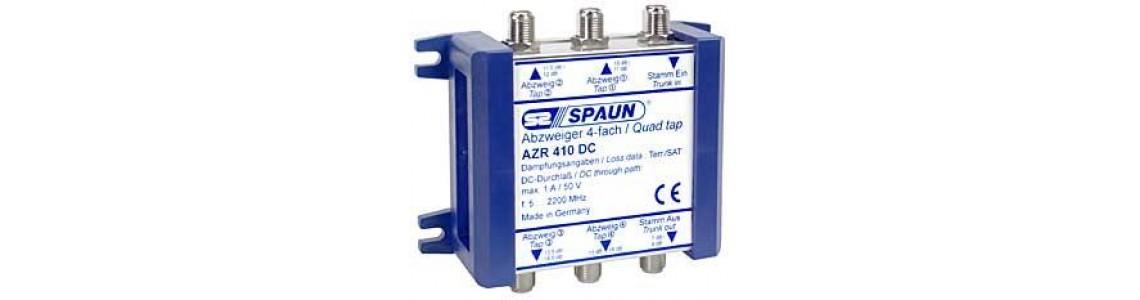 Splitters, Taps & Optical Extender